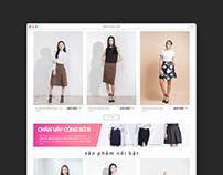 Webdesign | Poxi Fashion