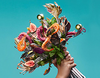 Panorama | Food Bouquet