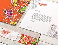 Brand Identity Design - Gulaman Street
