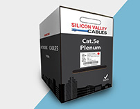 Cat5e Box Design for Silicon Valley Cables