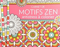 French Versions of my Coloring Books
