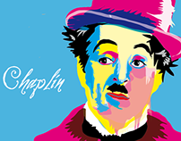 Chaplin Illustration