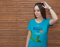 The Little Mermaid, Jr. T-Shirt
