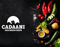 Cadaani Chicken&Chips | Branding Identity