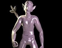 Devil Man Model