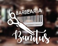 "branding barber ""BUNITOS"""