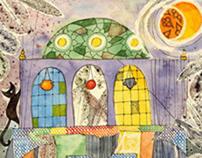 تاجر القباقيب - Merchant of Clogs تخرّج 2006