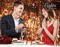 Capri Jewelers Campaigning