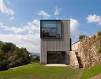 Agrotourism in Melgaço by Correia/Ragazzi Arquitectos