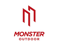 Monster Outdoor Branding and Website