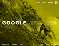 Google Re-Design
