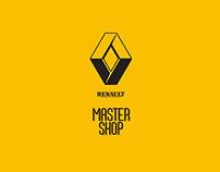 """Renault """"Master Shop"""""""