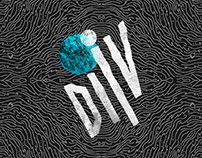 """DIIV at Webster Hall"" Poster"