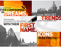 Ruparel Group Corporate Wall Graphics