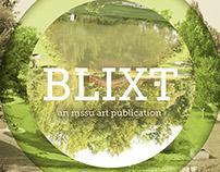BLIXT - A Student/Faculty Art Publication