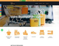 Znz.ma E-commerce Website