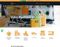 Znz.ma E-commerce Website