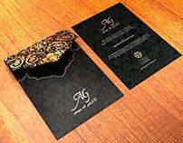 ART&GEMS INVITATION MOCKUP -DOHA-QATAR