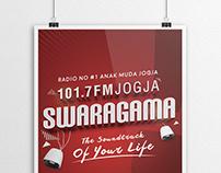 Print-Ad Radio Swaragama Fm x Jogjafamily Fm