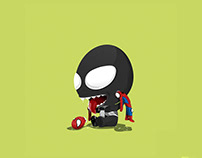 Fan Art : Baby Venom