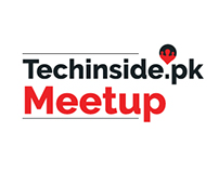 Techinside.pk Meetup - Social Media designs