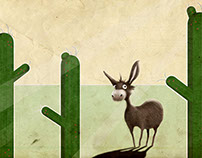 Donkey and Fly