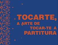 """""""Tocarte"""", para Gilberto Gil."""