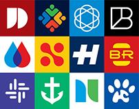 2017 Logofolio Vol. 1