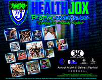 Health JOX Festival - Coney Island