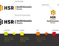 Health Summits Russia // Logo