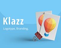 Klazz — logotype for online learning service