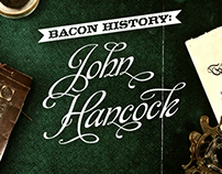 BACON HISTORY: digital video series