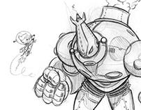 Rocketboy Visual Development