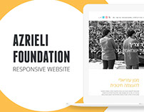 Azrieli Foundation Website