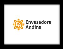 REDISEÑO LOGO ENVASADORA ANDINA