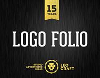 15 лет в разработке логотипов.
