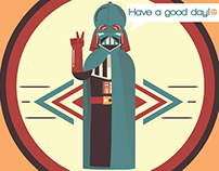 Have A Good Day - Darth Vader