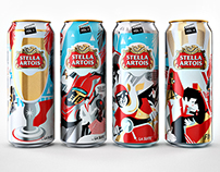 Stella Artois limited edition for Cannes Film Festival