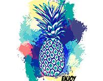Enjoy Pineapple.
