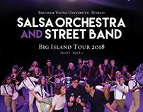 Salsa Orchestra & Street Band - Big Island Tour