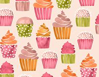 2018- Fun Birthday Surface Design Collection