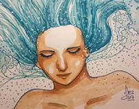 La dama del mar