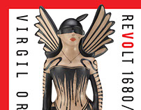 Virgil Ortiz monograph