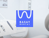 logo book | Basay dental