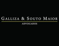 Galizza & Souto Maior Advogados - Cartão de Visita
