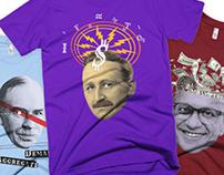 Economic theory t-shirts