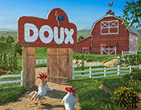 Doux Chicken Ksa / TVC