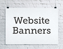 Website Banner Images