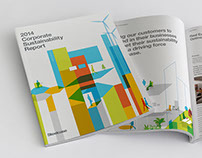Steelcase Sustainability Report 2014