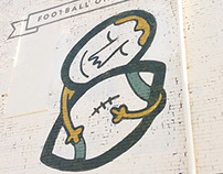 Baylor countdown mural